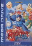 Mega Man: The Wily Wars (Mega Drive)