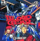 Blood Gear (NEC PC Engine CD)