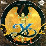 Ys Book I & II (NEC PC Engine CD)