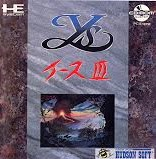 Ys III: Wanderers from Ys (NEC PC Engine CD)
