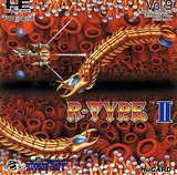 R-Type 2 (NEC PC Engine HuCard)