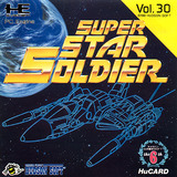 Super Star Soldier (NEC PC Engine HuCard)