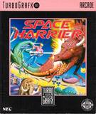 Space Harrier (NEC TurboGrafx-16)