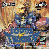 Lords of Thunder (NEC TurboGrafx-CD)