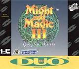 Might and Magic III: Isles of Terra (NEC TurboGrafx-CD)