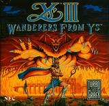 Ys III: Wanderers from Ys (NEC TurboGrafx-CD)