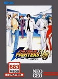 King of Fighters '98: The Slugfest, The (Neo Geo AES (home))