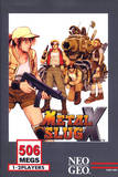 Metal Slug X (Neo Geo AES (home))