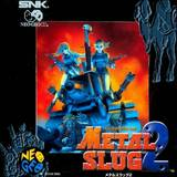 Metal Slug 2 (Neo Geo CD)