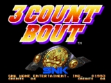 3 Count Bout (Neo Geo MVS (arcade))