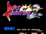 Art of Fighting 2 (Neo Geo MVS (arcade))