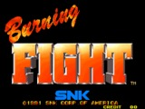 Burning Fight (Neo Geo MVS (arcade))