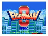Eightman (Neo Geo MVS (arcade))