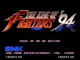 King of Fighters '94, The (Neo Geo MVS (arcade))