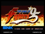 King of Fighters '95, The (Neo Geo MVS (arcade))
