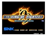 King of Fighters '99, The (Neo Geo MVS (arcade))