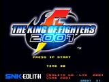King of Fighters 2001, The (Neo Geo MVS (arcade))