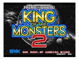 King of the Monsters 2 (Neo Geo MVS (arcade))
