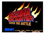 Kizuna Encounter: Fu'un Super Tag Battle (Neo Geo MVS (arcade))