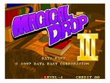 Magical Drop 3 (Neo Geo MVS (arcade))