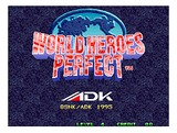 World Heroes Perfect (Neo Geo MVS (arcade))