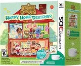 Animal Crossing: Happy Home Designer -- NFC Reader Bundle (Nintendo 3DS)