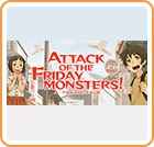 Attack of the Friday Monsters!: A Tokyo Tale (Nintendo 3DS)