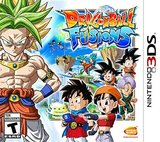 Dragon Ball Fusions (Nintendo 3DS)