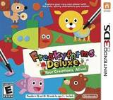 Freakyforms Deluxe: Your Creations Alive! (Nintendo 3DS)