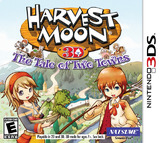 Harvest Moon 3D: The Tale of Two Towns (Nintendo 3DS)