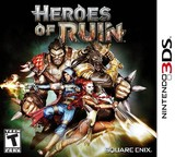 Heroes of Ruin (Nintendo 3DS)