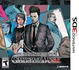 Jake Hunter Detective Story: Ghost of the Dusk (Nintendo 3DS)
