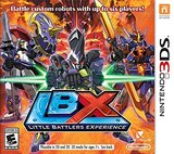 LBX: Little Battlers eXperience (Nintendo 3DS)