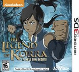 Legend of Korra: A New Era Begins, The (Nintendo 3DS)