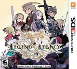 Legend of Legacy, The (Nintendo 3DS)