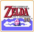 Legend of Zelda: Link's Awakening DX, The (Nintendo 3DS)
