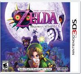 Legend of Zelda: Majora's Mask 3D, The (Nintendo 3DS)
