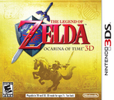 Legend of Zelda: Ocarina of Time 3D, The (Nintendo 3DS)