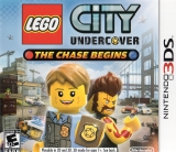 Lego City: Undercover: The Chase Begins (Nintendo 3DS)