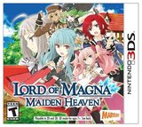 Lord of Magna: Maiden Heaven (Nintendo 3DS)
