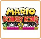 Mario and Donkey Kong: Minis on the Move (Nintendo 3DS)