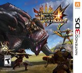 Monster Hunter 4: Ultimate (Nintendo 3DS)
