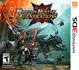 Monster Hunter: Generations (Nintendo 3DS)