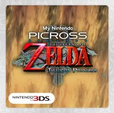 My Nintendo Picross: The Legend of Zelda: Twilight Princess (Nintendo 3DS)