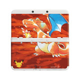 New Nintendo 3DS Faceplate -- Charizard Pokemon 20th Anniversary (Nintendo 3DS)