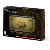 New Nintendo 3DS XL -- Majora's Mask Edition (Nintendo 3DS)