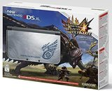 New Nintendo 3DS XL -- Monster Hunter 4 Ultimate Edition (Nintendo 3DS)