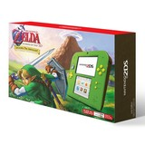Nintendo 2DS -- Legend of Zelda: Ocarina of Time Edition (Nintendo 3DS)