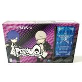 Nintendo 3DS XL -- Persona Q: Shadows of the Labyrinth Edition (Nintendo 3DS)