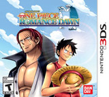 One Piece: Romance Dawn (Nintendo 3DS)